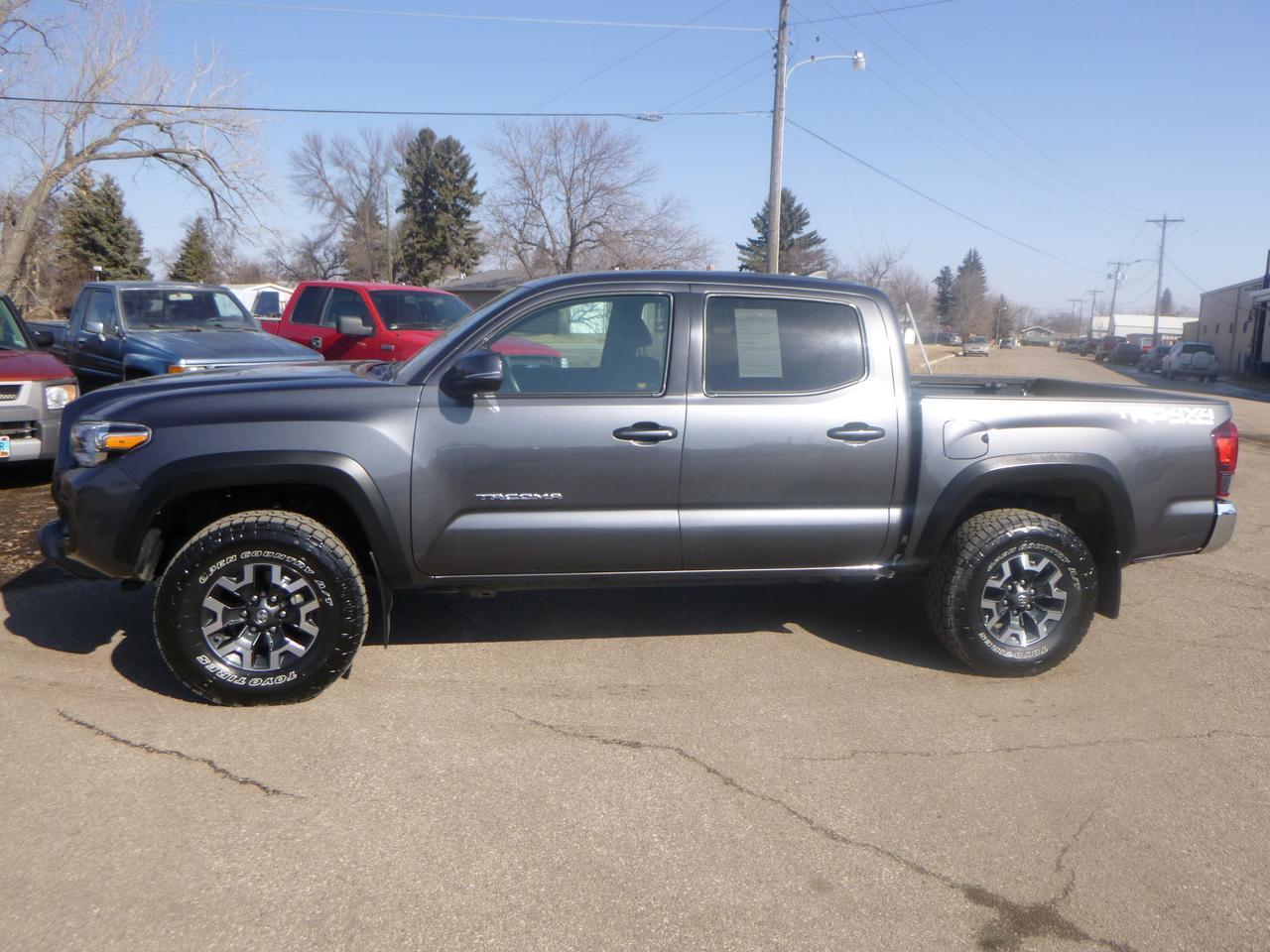 2018 Toyota Tacoma 4x4 TRD Off Road Double Cab Jamestown ND