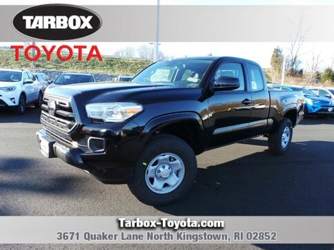 2018_Toyota_Tacoma_Access Cab SR_ North Kingstown RI