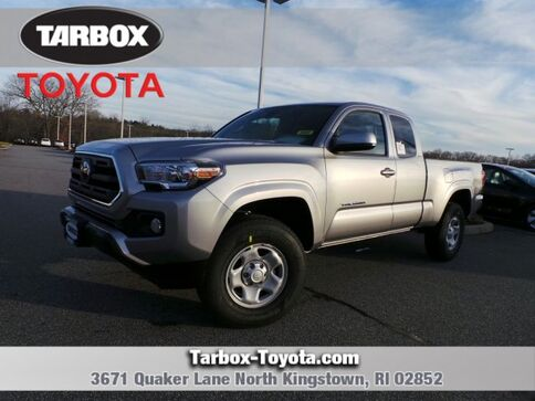 2018_Toyota_Tacoma_Access Cab SR5_ North Kingstown RI