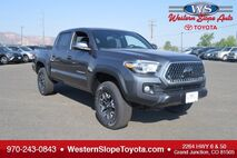 2018 Toyota Tacoma Double Cab Grand Junction CO