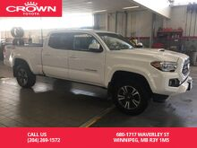 2018_Toyota_Tacoma_Double Cab TRD Sport Upgrade Pkg / Clean Carproof / One Owner / Local_ Winnipeg MB