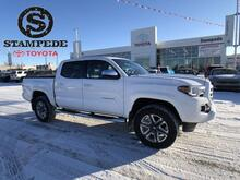 2018_Toyota_Tacoma_Limited  - Certified - Low Mileage_ Calgary AB