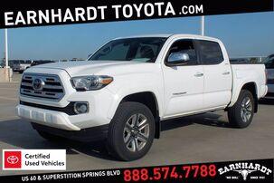 2018_Toyota_Tacoma_Limited 4WD Double Cab *1-OWNER*_ Phoenix AZ