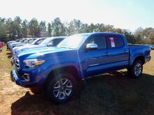 2018_Toyota_Tacoma_Limited 4x2 4dr Double Cab 5.0 ft SB_ Enterprise AL