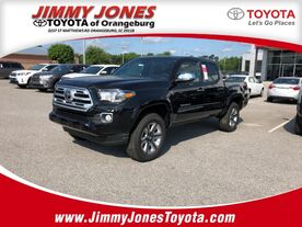 2018_Toyota_Tacoma_Limited Double Cab 5' Bed V6_ Orangeburg SC