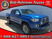2018_Toyota_Tacoma_Limited_ Lafayette IN
