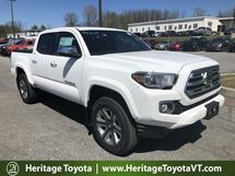 2018 Toyota Tacoma Limited South Burlington VT