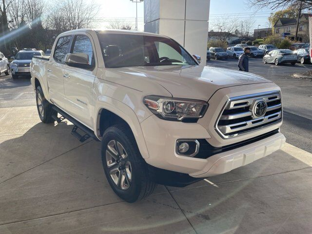 2018 Toyota Tacoma Limited State College PA