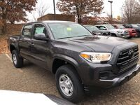 Toyota Tacoma SR Double Cab 5' Bed I4 4x2 AT 2018