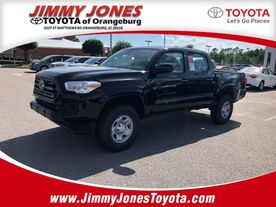 2018_Toyota_Tacoma_SR Double Cab 5' Bed I4 4x2 AT_ Orangeburg SC