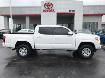 2018_Toyota_Tacoma_SR Double Cab 5' Bed V6 4x4 AT_ Richmond KY