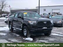 2018 Toyota Tacoma SR Double Cab 5' Bed V6 4x4 AT South Burlington VT