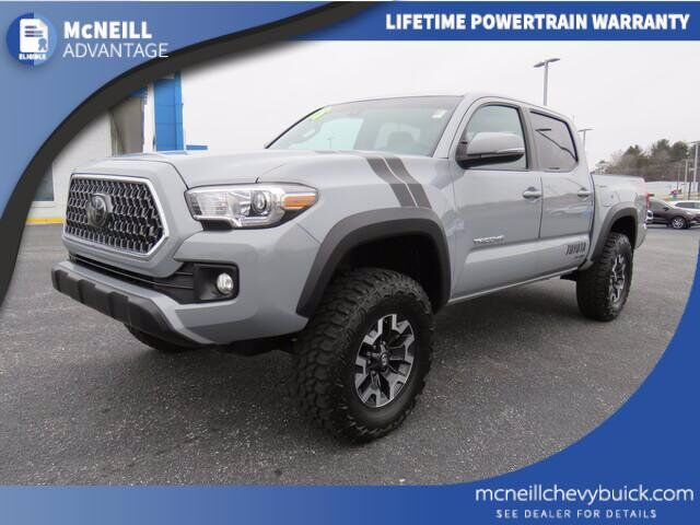2018 Toyota Tacoma SR High Point NC