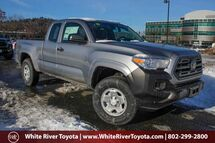 2018 Toyota Tacoma SR White River Junction VT
