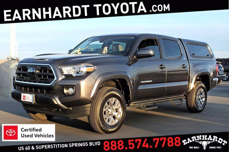 2018 Toyota Tacoma SR5 2WD Double Cab *1-OWNER*