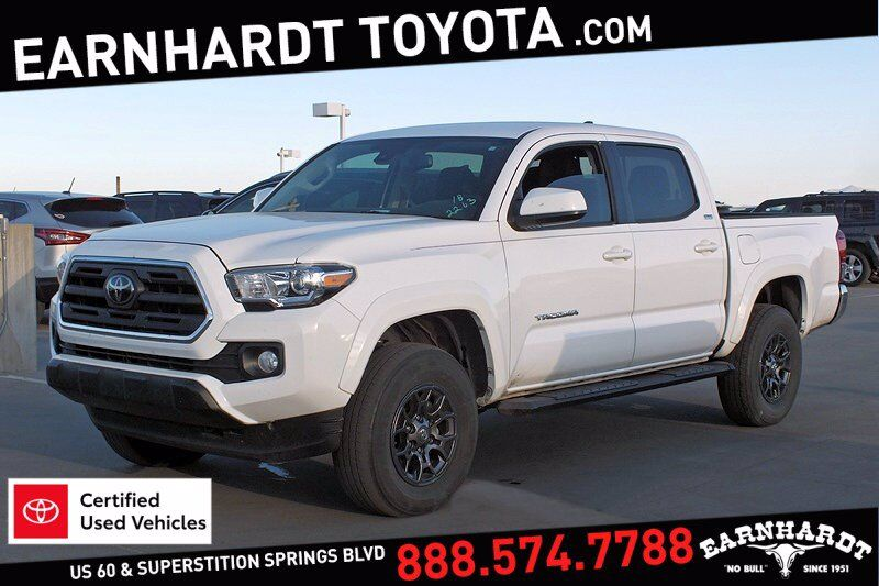 2018 Toyota Tacoma SR5 4WD Double Cab *1-OWNER*