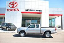 Toyota Tacoma SR5 Access Cab 6' Bed V6 4x4 AT 2018