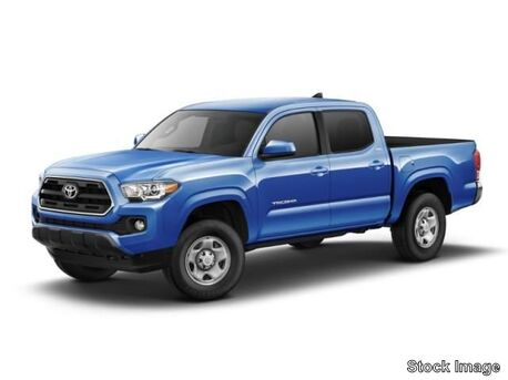 2018_Toyota_Tacoma_SR5 Double Cab 5' Bed V6 4x4 AT_ Burnsville MN
