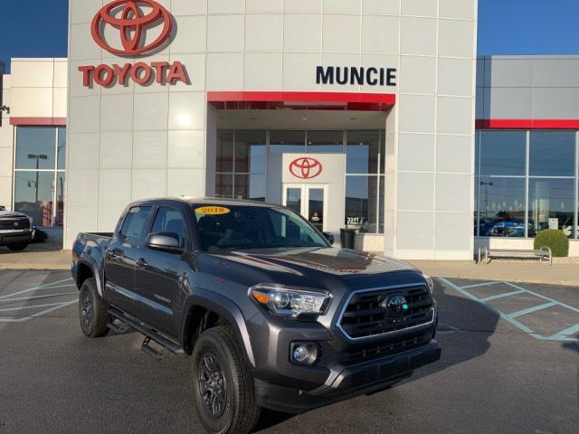 2018 Toyota Tacoma SR5 Double Cab 5' Bed V6 4x4 AT Muncie IN
