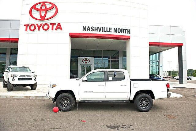 2018 Toyota Tacoma SR5 Double Cab 5' Bed V6 4x4 AT Nashville TN