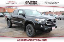 Toyota Tacoma SR5 Double Cab 5' Bed V6 4x4 AT (Natl) 2018