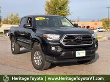2018 Toyota Tacoma SR5 Double Cab 5' Bed V6 4x4 AT South Burlington VT