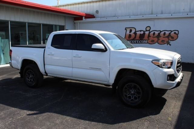 2018 Toyota Tacoma SR5 Double Cab 5' Bed V6 4x4 Fort Scott KS