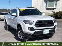 2018 Toyota Tacoma SR5 Double Cab 6' Bed V6 4x4 AT South Burlington VT