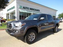 2018_Toyota_Tacoma_SR5 Double Cab Long Bed V6 5AT 2WD CLOTH SEATS, BACKUP CAMERA, BLUETOOTH CONNECTIVITY_ Plano TX