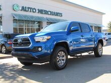 2018_Toyota_Tacoma_SR5 Double Cab Long Bed V6 5AT 2WD*SR5 PARKING SONAR&NAVIGATION,LANE DEPARTURE WARNING,PARKING AID_ Plano TX