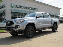 2018_Toyota_Tacoma_SR5 Double Cab Long Bed V6 6AT 2WD 3.6L 6CYL AUTOMATIC, CLOTH SEATS, BACKUP CAMERA_ Plano TX