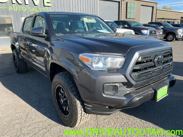 2018 Toyota Tacoma SR5 Double Cab Long Bed V6 6AT 4WD Pleasant Grove UT