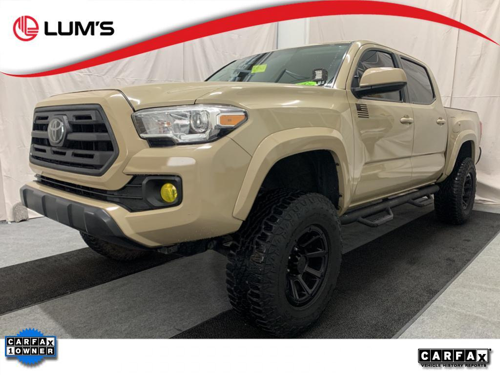 2018 Toyota Tacoma SR5 Double Cab RWD Warrenton OR