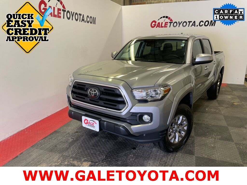 2018 Toyota Tacoma SR5 Enfield CT
