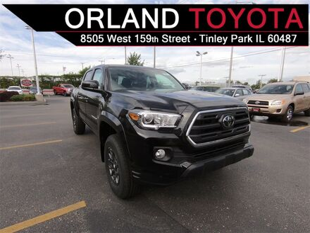 2018_Toyota_Tacoma_SR5_ Tinley Park IL