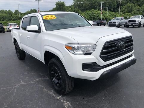2018_Toyota_Tacoma_SR5 V6 4X4_ Evansville IN