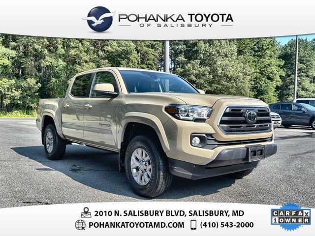 2018 Toyota Tacoma SR5 V6 Salisbury MD