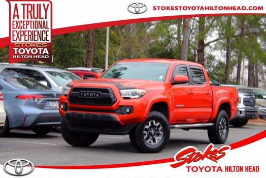 2018_Toyota_Tacoma_SR5_ Aiken SC