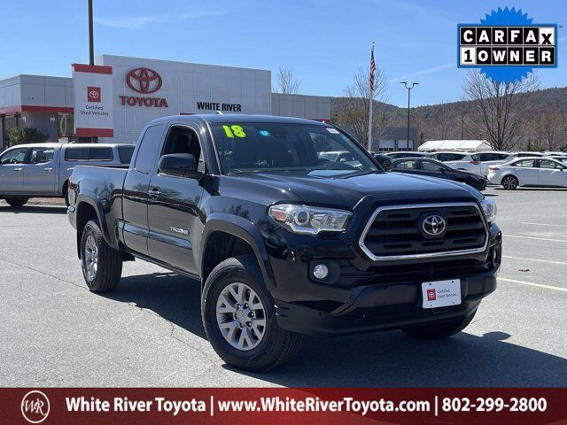 2018 Toyota Tacoma SR5 White River Junction VT