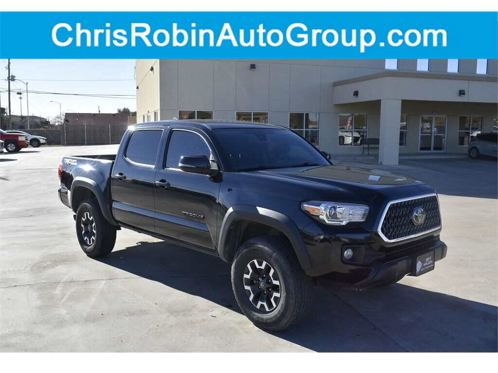 2018 Toyota Tacoma TRD OFF ROAD DOUBLE CAB 5' BED Odessa TX