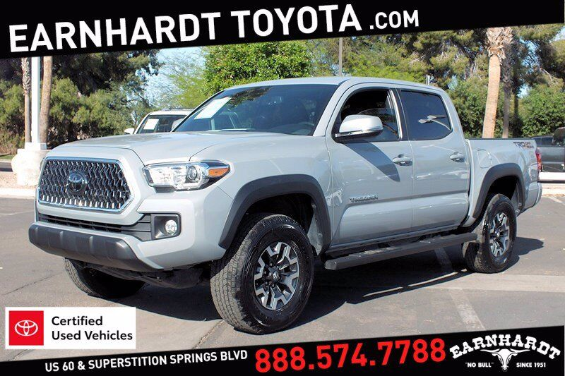 2018 Toyota Tacoma TRD Off Road 2WD Double Cab *1-OWNER* Mesa AZ