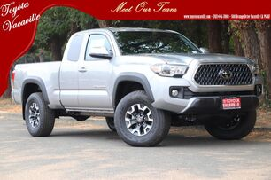 2018 Toyota Tacoma TRD Off Road Access Cab Vacaville CA