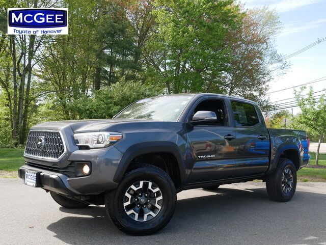 2018_Toyota_Tacoma_TRD Off Road Double Cab 5' Bed V6 4_ Hanover MA