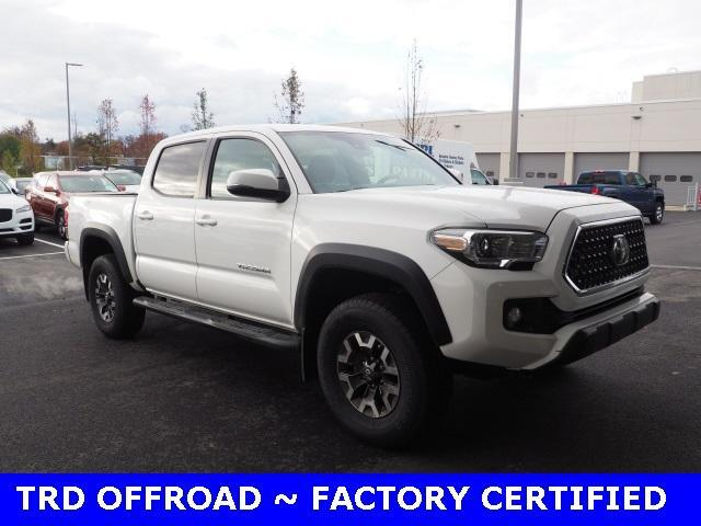 2018 Toyota Tacoma TRD Off Road Double Cab 5' Bed V6 4 Mars PA