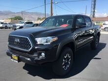2018_Toyota_Tacoma_TRD Off Road Double Cab 5' Bed V6 4x4 AT_ Bishop CA