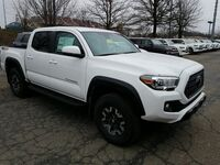 Toyota Tacoma TRD Off Road Double Cab 5' Bed V6 4x4 AT 2018