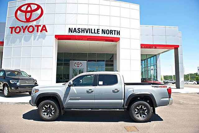 2018 Toyota Tacoma TRD Off Road Double Cab 5' Bed V6 4x4 AT Nashville TN