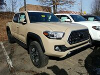 Toyota Tacoma TRD Off Road Double Cab 5' Bed V6 4x4 MT 2018