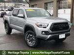2018 Toyota Tacoma TRD Off-Road Double Cab 5' Bed V6 4x4 MT