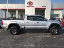 2018 Toyota Tacoma TRD Off Road Double Cab 6' Bed V6 4